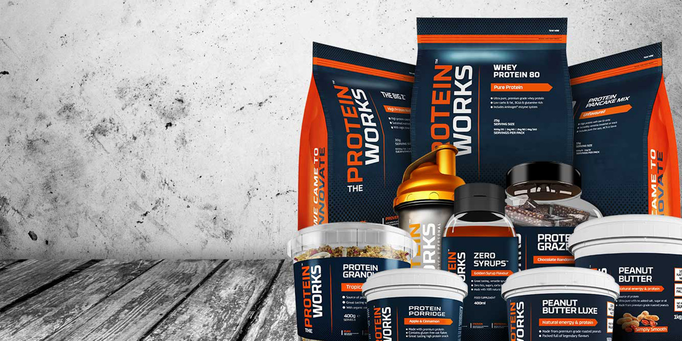 Trade Program | THE PROTEIN WORKS™