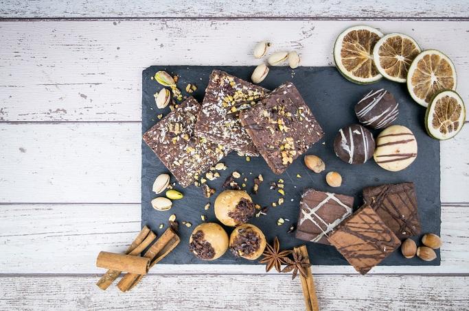 snacks dietéticos