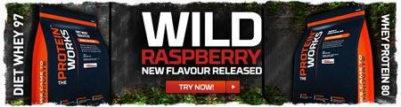 Ny smag: Vilde hindbær